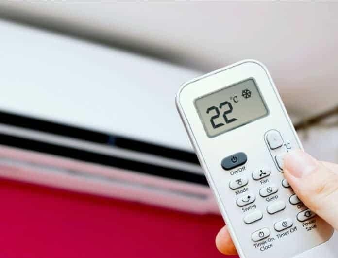 Σε ποια θερμοκρασία το κλιματιστικό έχει καλή απόδοση και υγιεινές συνθήκες;
