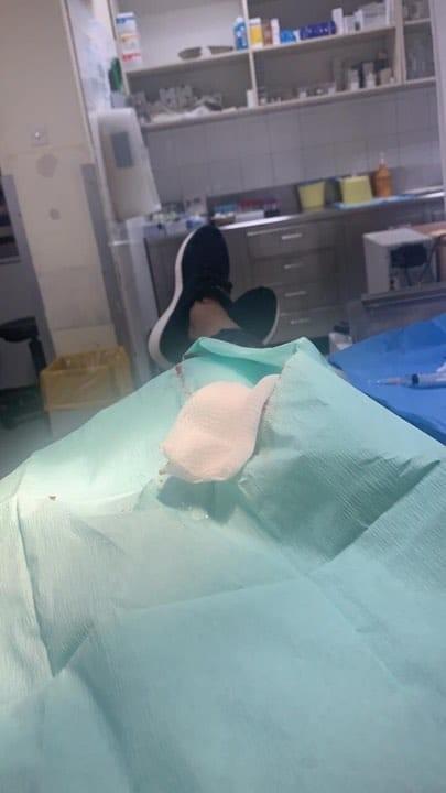 Μέγκι Ντρίο: Εσπευσμένα στο νοσοκομείο! Σοβαρός τραυματισμός!