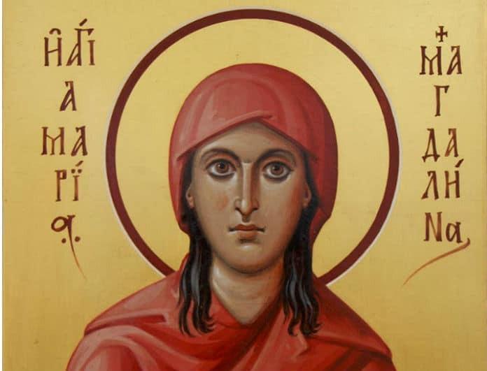 Αγία Μαρία η Μαγδαληνή: Ανατριχιαστικό! Το χέρι της είναι άφθαρτο με όλο το δέρμα και τους τένοντες!