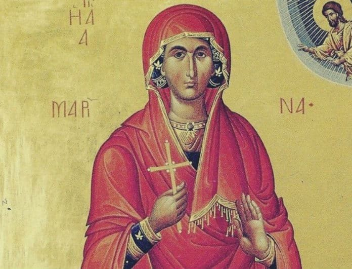 Αγία Μαρίνα: Τα 2 θαύματα που συγκλόνισαν το Πανελλήνιο!