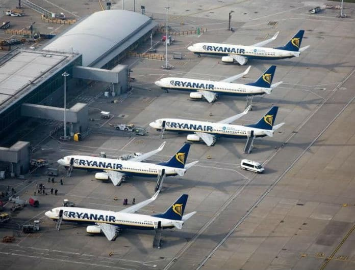 Ακυρώνονται όλες οι πτήσεις της Ryanair τον Αύγουστο! Τι συνέβη;
