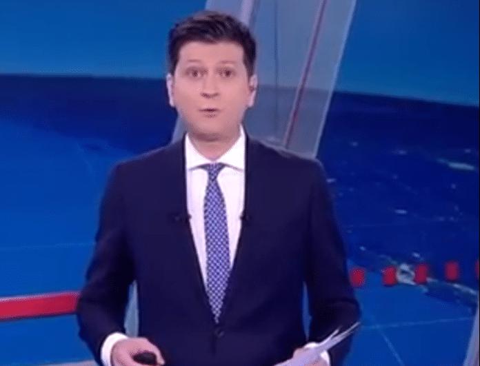 Σεισμός στην Αθήνα: Αδιανόητη αντίδραση από τον παρουσιαστή ειδήσεων του ΣΚΑΪ! (Βίντεο)