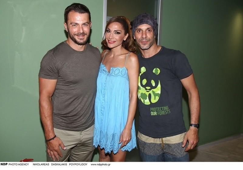 Γιώργος Αγγελόπουλος: Στην αγκαλιά γνωστής παντρεμένης τραγουδίστριας! Φωτογραφία - ντοκουμέντο!