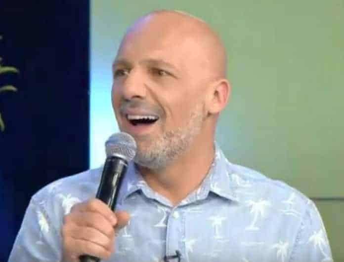 Νίκος Μουτσινάς: Δεν το πιστεύει ο παρουσιαστής! Έμεινε άναυδος!