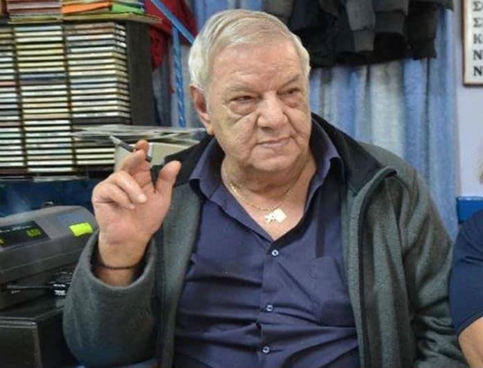 Θλίψη! Πέθανε ο τραγουδιστής Νίκος Δεμίρης