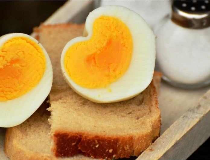 Η δίαιτα των βραστών αυγών: Χάσε 10 κιλά μέσα σε 2 εβδομάδες!