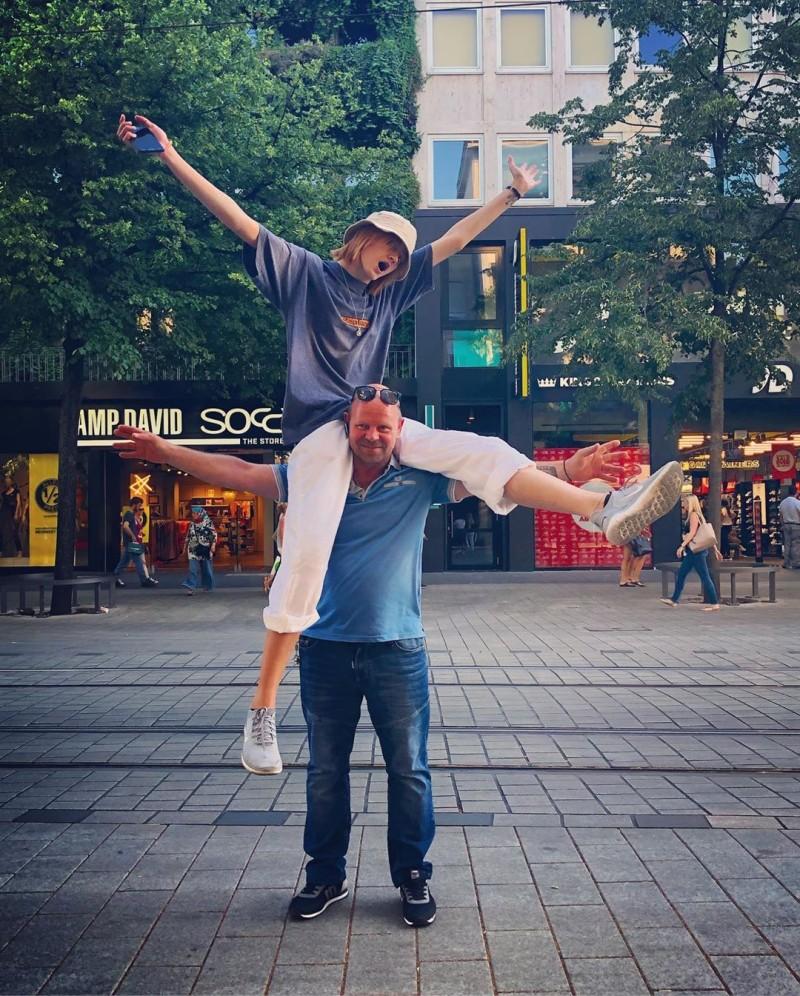 GNTM: Η Ειρήνη Ερμίδου σε στιγμές ευτυχίας με τον άντρα της ζωής της!