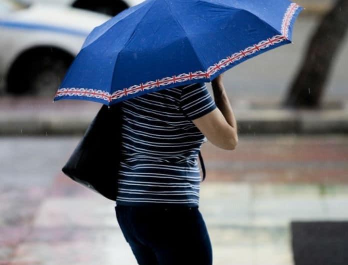 Καιρός σήμερα: Πτώση της θερμοκρασίας και βροχές! Ποιες περιοχές επηρεάζονται;