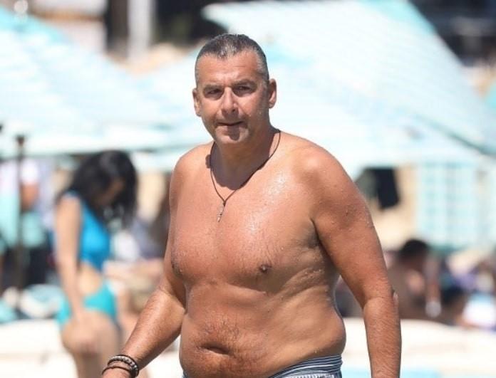 Γιώργος Λιάγκας: Με την πιο τρυφερή παρέα στην Τήνο! Στιγμές ευτυχίας για τον παρουσιαστή!