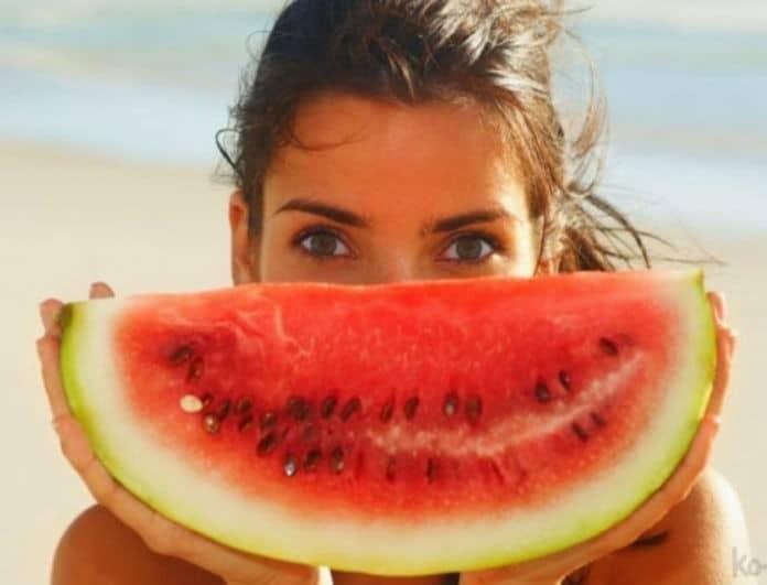 Δίαιτα με καρπούζι: Χάσε 5 κιλά σε 7 μέρες!
