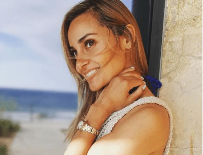 Βασιλική Μιλλούση: Στην παραλία με φουσκωμένη κοιλίτσα! Αποκαλύπτει ότι λατρεύει να...