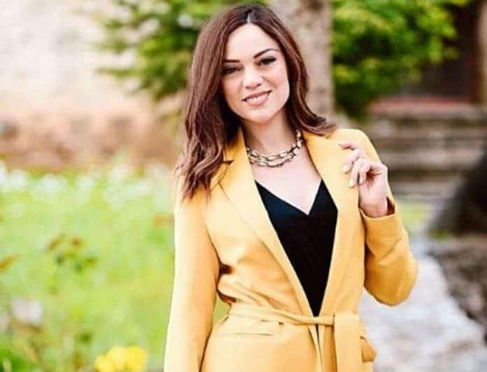 Μπάγια Αντωνοπούλου: Ευχάριστα νέα! Η ευτυχία της χτύπησε την πόρτα!