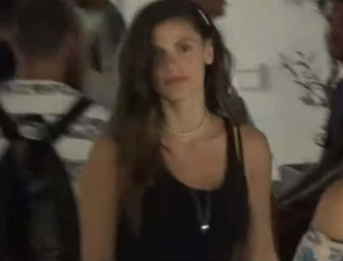 Χριστίνα Μπόμπα: ''Έβραζε'' μόλις είδε τον φωτογράφο! Πού ήταν ο Τανιμανίδης;