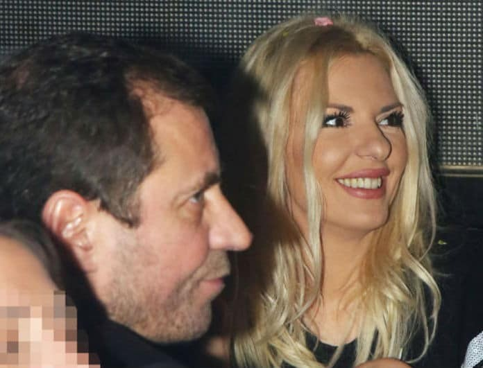 Αννίτα Πάνια: Στο πλευρό της ο Νίκος Σαμοΐλης αυτές τις στιγμές... Τι συνέβη;