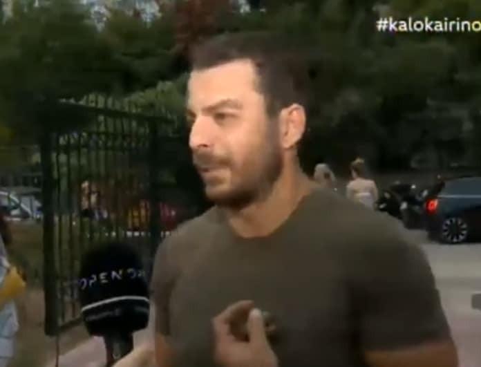 Γιώργος Αγγελόπουλος: Ποιον γνωστό παρουσιαστή έχει σβήσει από το instagram; (Βίντεο)