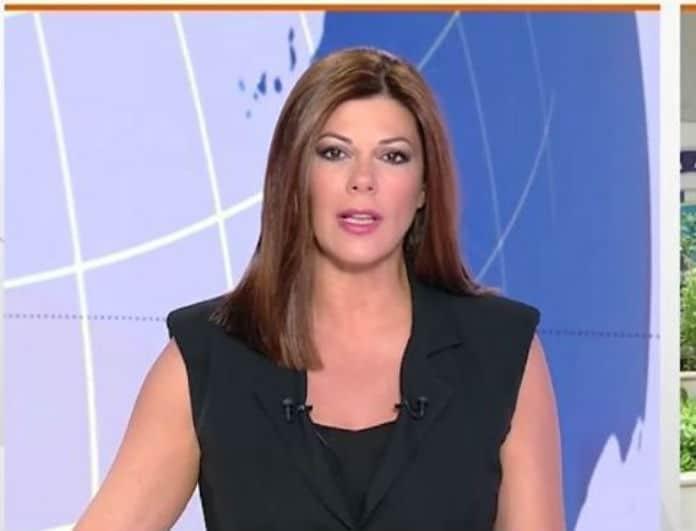 Σεισμός στην Αθήνα: Η αντίδραση της παρουσιάστριας ειδήσεων στο OpenTv! (Βίντεο)
