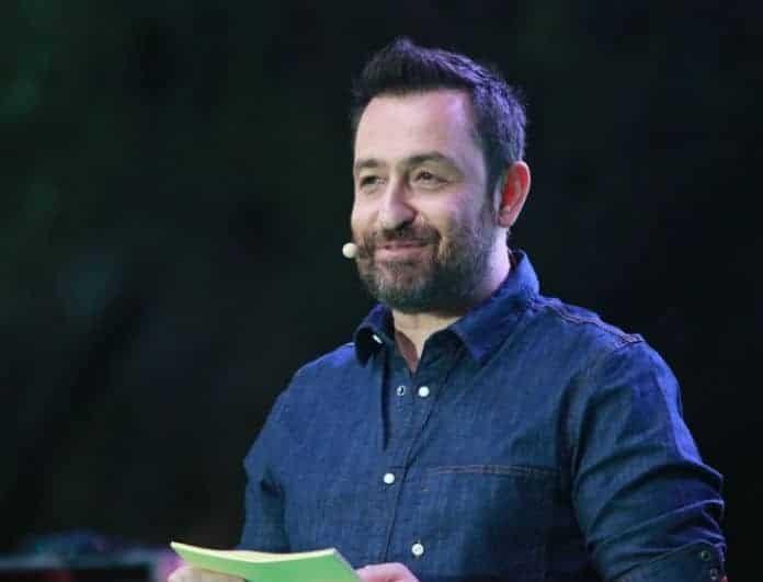 Θέμης Γεωργαντάς: Η αποκάλυψη για τον ΣΚΑΪ! Μένει ή φεύγει;