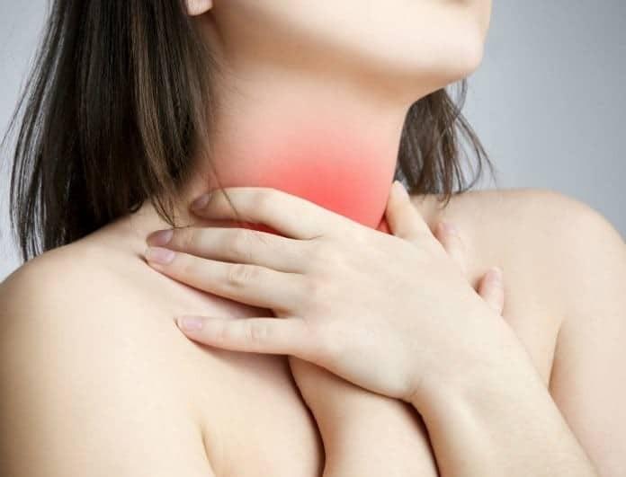 Αντιμετωπίζεις πρόβλημα με τον θυρεοειδή αδένα; Τροφές που ρυθμίζουν τη λειτουργία του!