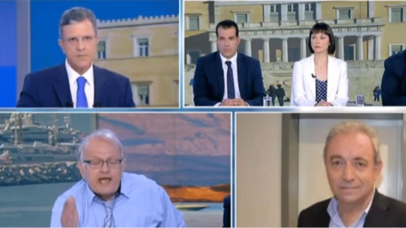 Σεισμός στην Αθήνα: Τσακώνονται στα παράθυρα οι σεισμολόγοι! Ανοιχτή κόντρα Τσελέντη-Λέκκα! (Βίντεο)