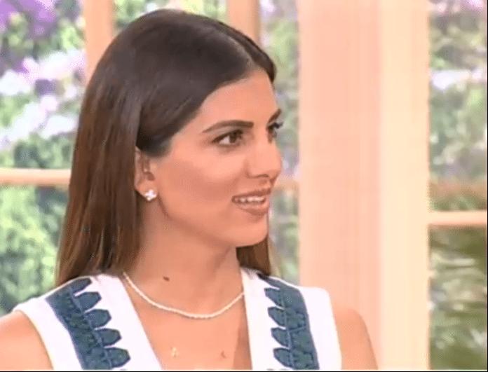 Σταματίνα Τσιμτσιλή: Το «καρφί» που έριξε για τον Κώστα Φραγκολιά! Θα τον δούμε ντυμένο γαμπρό; (Βίντεο)