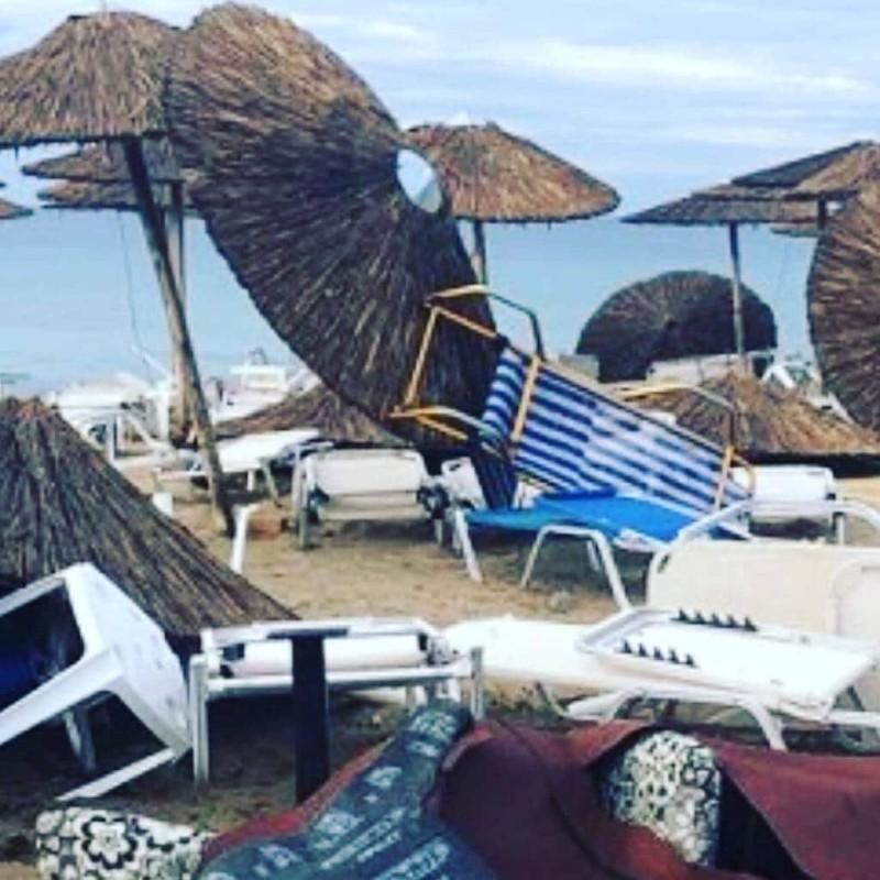 Βίκυ Χατζηβασιλείου: Το δημόσιο μήνυμα της για την φονική καταιγίδα στην Χαλκιδική!