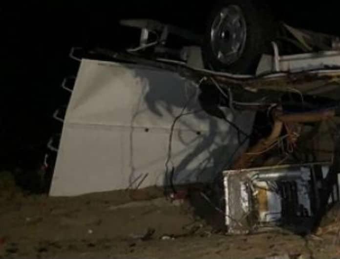 Τραγωδία στην Χαλκιδική! 6 νεκροί από φονική καταιγίδα!