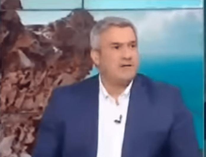 Σεισμός στην Αθήνα: Η αντίδραση του Σπύρου Χαριτάτου στο δελτίο ειδήσεων της ΕΡΤ! (Βίντεο)