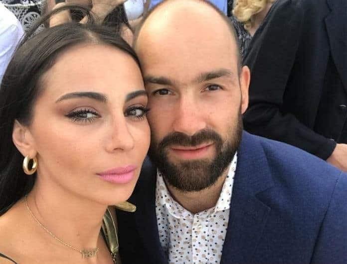Ολυμπία Χοψονίδου - Βασίλης Σπανούλη: Το Ναυάγιο και οι οικογενειακές διακοπές!