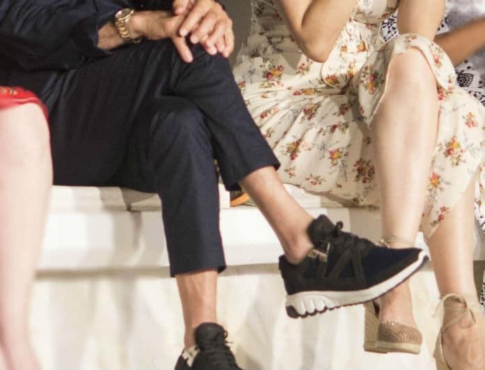 Paparazzi! Σπάνια δημόσια εμφάνιση για αγαπημένο ζευγάρι της Ελληνικής showbiz!