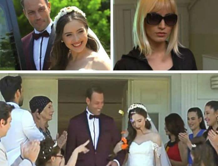 Elif -  Αποκλειστικά το φινάλε! Ο ματωμένος γάμος Κενάν και Μελέκ!