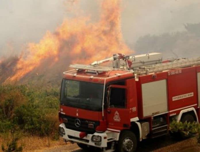 Ξέσπασε φωτιά στην Κέρκυρα! Τι λένε οι πληροφορίες;