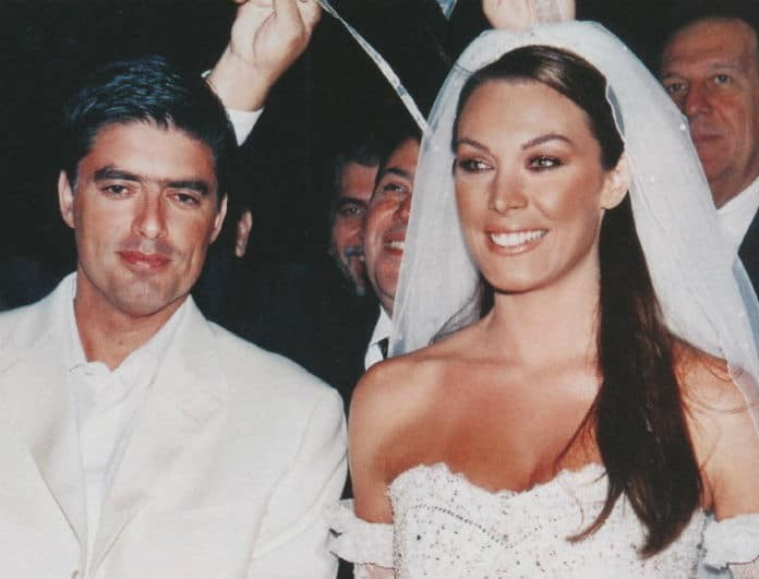 Τατιάνα Στεφανίδου: Το σημάδι στο γάμο με τον Ευαγγελάτο που κανείς δεν παρατήρησε! Γρουσουζιά ή όχι;