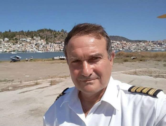 Τραγωδία στον Πόρο: Ο γιος του πιλότου συγκίνησε στον ΑΝΤ1 - «Μακάρι να μπορούσα να...»!