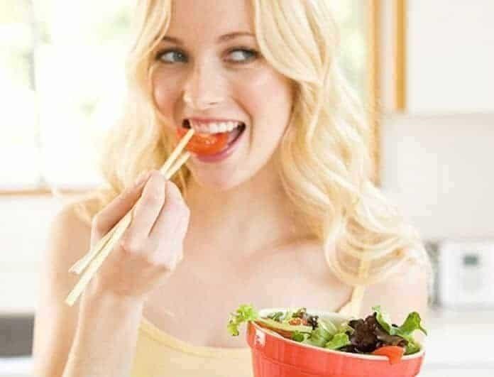 Η δίαιτα που θα σου αλλάξει την ζωή! «Τι έκανα και από 90 κιλά πήγα 60»!