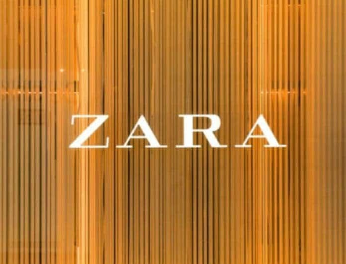 Zara: Το γκρι παντελόνι με τις ζάρες από τη νέα συλλογή βγήκε από παραμύθι! Κοστίζει κάτω από 20 ευρώ!