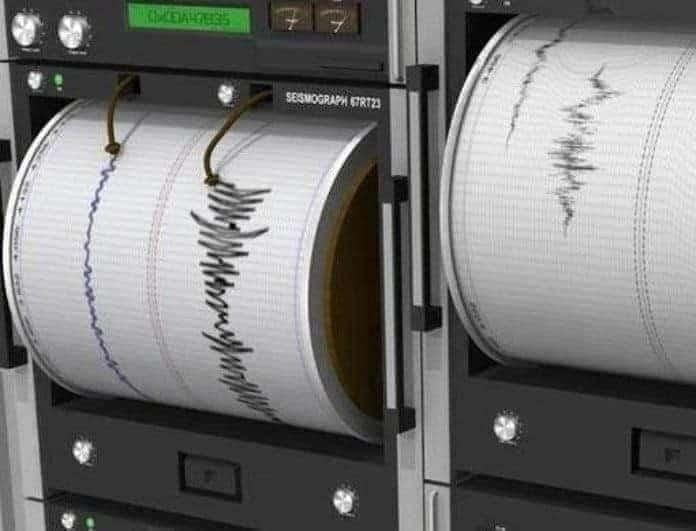 Δυνατός σεισμός στη Σάμο! Πόσα Ρίχτερ ήταν;