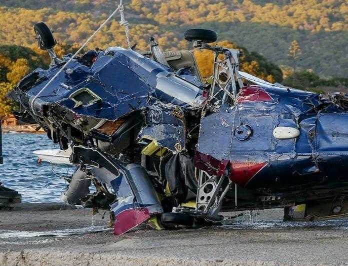 Τραγωδία στον Πόρο: Ραγδαίες εξελίξεις! Τι απαγόρευσε η Υπηρεσία Πολιτικής Αεροπορίας;