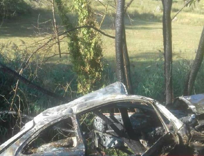 Τροχαίο που συγκλονίζει στα Καλάβρυτα! 25χρονος καρφώθηκε σε μπάρες και πήρε φωτιά!
