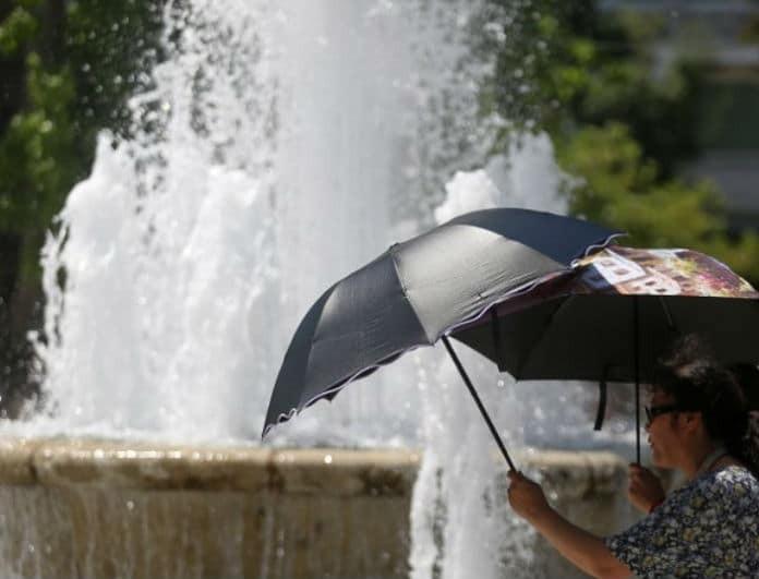 Έκτακτο δελτίο καιρού: Στο έλεος του καύσωνα αύριο η Ελλάδα! Θα ξεπεράσει τους 40 βαθμούς!