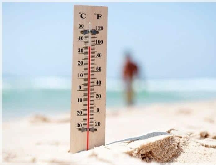 Έρχεται ξανά το καλοκαίρι! Άνοδος θερμοκρασίας και μελτέμια!