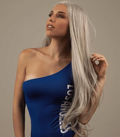 Ειρήνη Στεργιανού μαλλιά