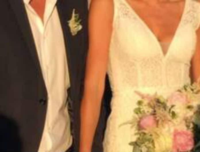 Νέες φωτογραφίες από τον πιο λαμπερό γάμο της Ελληνικής showbiz! Ήταν όλα τέλεια...