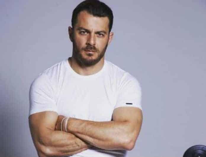 Γιώργος Αγγελόπουλος: Αγνώριστος για τη νέα του ταινία! Δείτε τις πρώτες εικόνες!