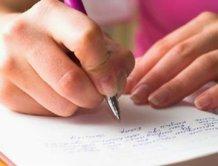 Αυτό σίγουρα δεν το γνωρίζατε! Το γράψιμο ωφελεί την υγεία!