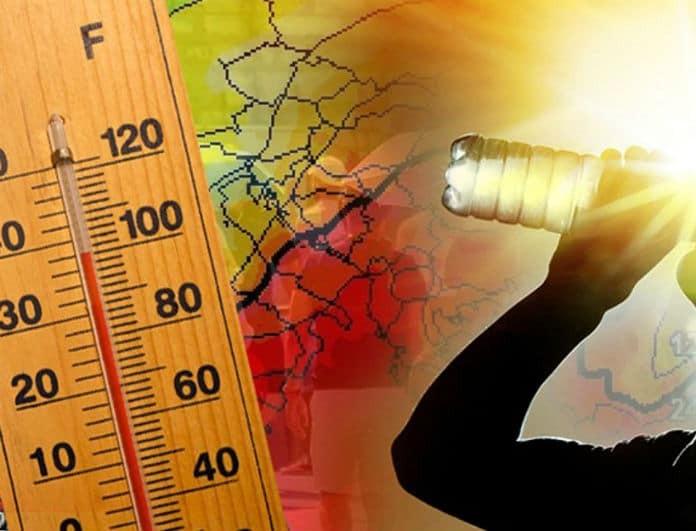 Καζάνι που βράζει η Αθήνα σε καύσωνα με 43 βαθμούς! Πότε ξεκινά;