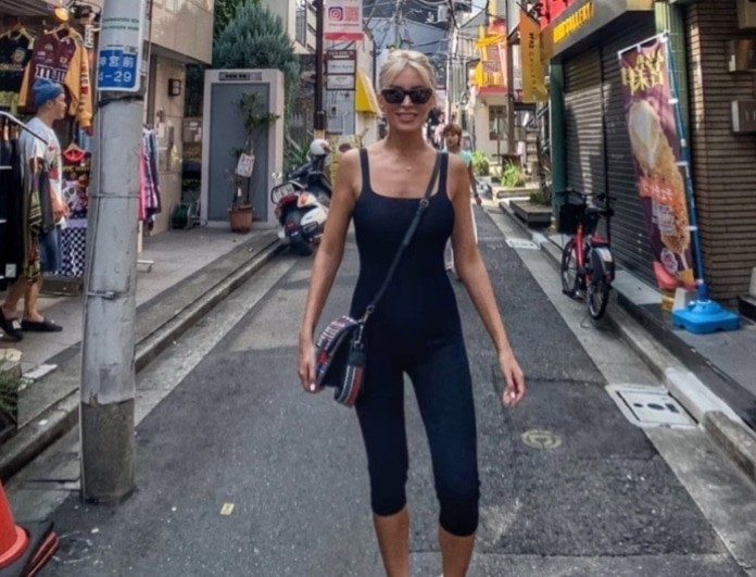 Κατερίνα Καινούργιου: Δεν φαντάζεστε τι έφαγε μαζί με τον Φίλιππο Τσαγκρίδη στο Τόκιο!