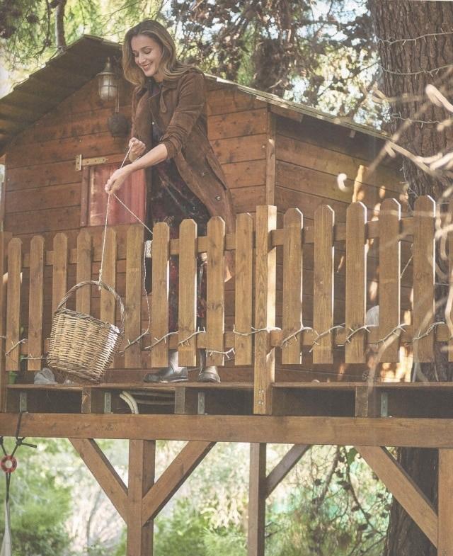 Κάτια Ζυγούλη: Το σπίτι που μένει με τον Σάκη Ρουβά βγήκε από τα όνειρά μας! Φωτογραφίες από το εσωτερικό....