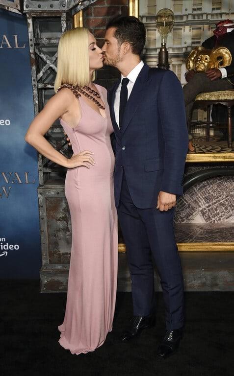 Έγκυος Katy Perry