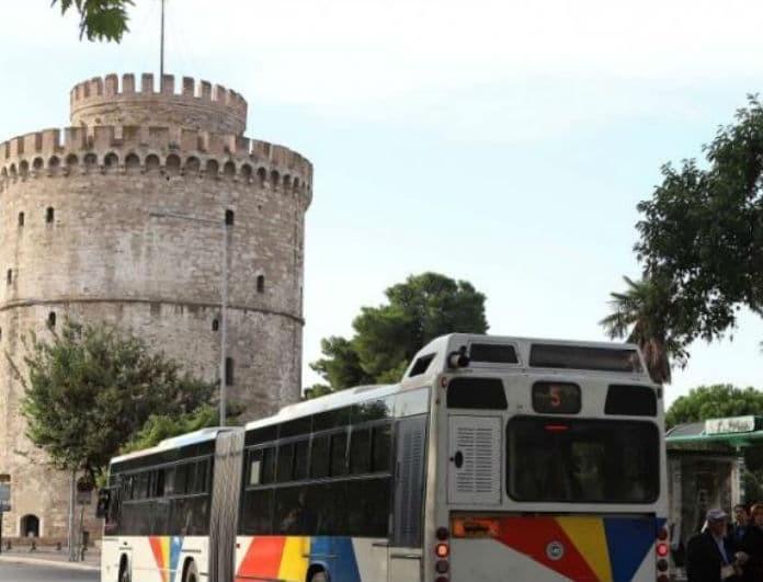 Τραγωδία στη Θεσσαλονίκη: Πέθανε πάνω στο τιμόνι οδηγός λεωφορείου!