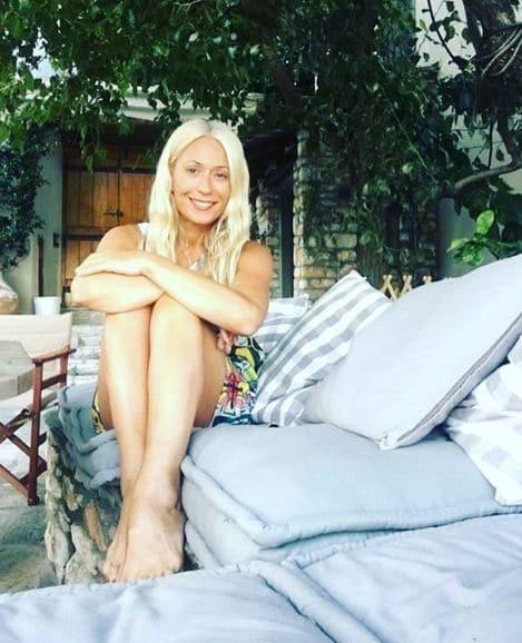 Μαρία Μπακοδήμου: Άβαφη είναι ακόμα πιο όμορφη! Η φωτογραφία ντοκουμέντο της φυσικής ομορφιάς της!
